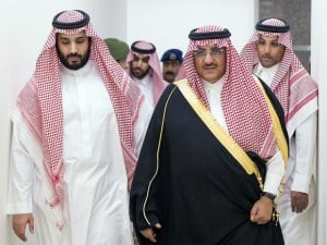 political authority theocracy impostor royals saudi