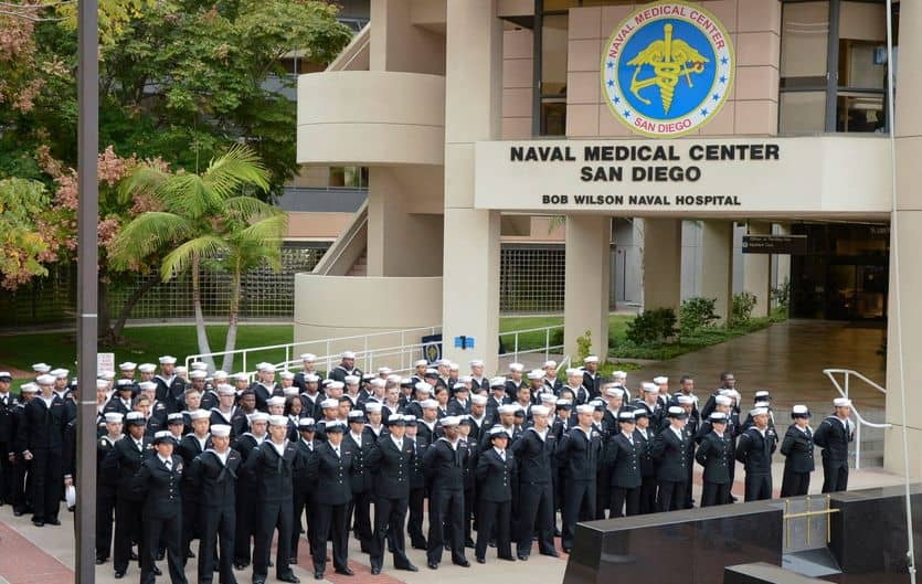 san diego medical center naval