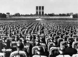 Nazi centralization of power