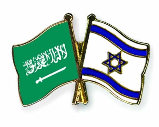 Israel and Saudi Arabia