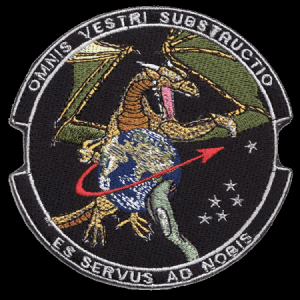 reptilian patch
