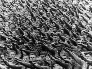 System Hitler Youth Salute