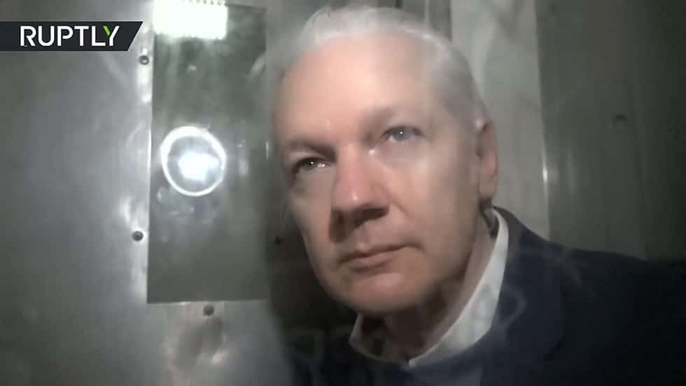 persecution of assange
